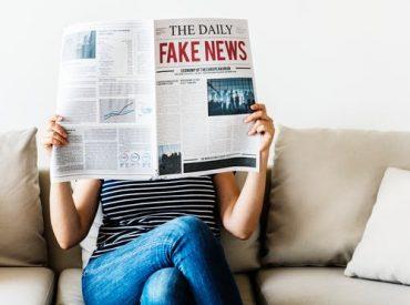 Fake news bericht